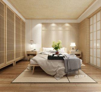 60平米公寓日式风格卧室欣赏图