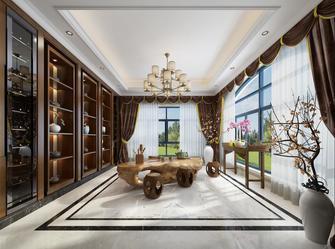 3万以下140平米英伦风格阁楼图片