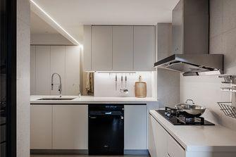 80平米三混搭风格厨房图