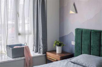110平米三室两厅宜家风格卧室设计图