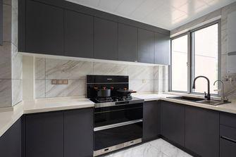 100平米三混搭风格厨房效果图