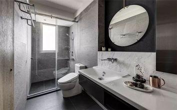 140平米三现代简约风格卫生间装修效果图