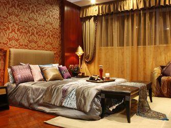 3-5万70平米公寓东南亚风格卧室装修案例