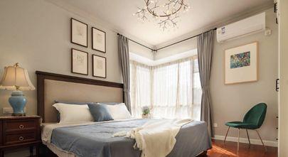 90平米三室两厅欧式风格卧室图片大全
