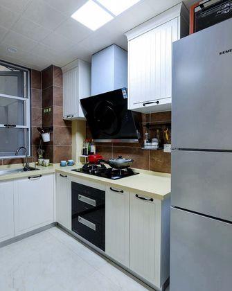 50平米一室两厅宜家风格厨房欣赏图