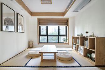 90平米日式风格阳光房装修案例