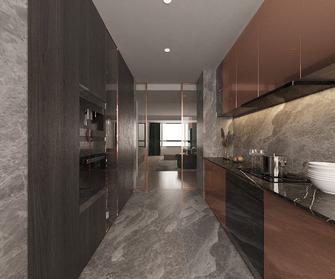 140平米四室两厅英伦风格厨房设计图
