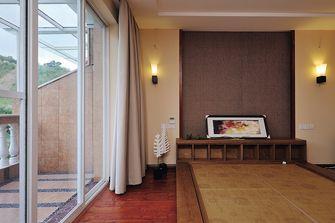 90平米别墅东南亚风格卧室设计图