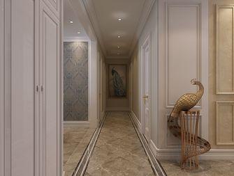 140平米三室两厅美式风格走廊欣赏图