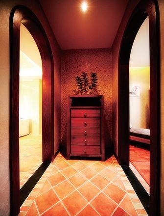 140平米四室两厅东南亚风格玄关设计图