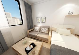30平米以下超小户型宜家风格卧室欣赏图