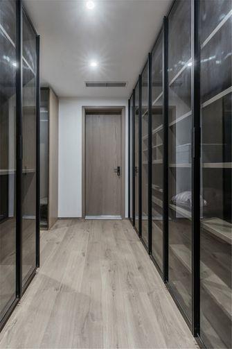 90平米别墅现代简约风格玄关装修案例