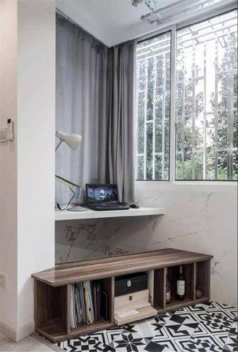 50平米小户型宜家风格阳台设计图