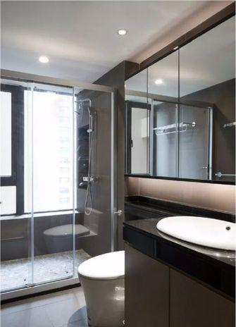130平米四室两厅中式风格卫生间装修案例