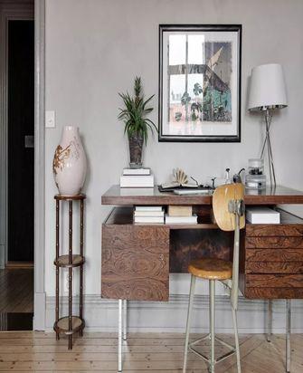 经济型70平米一居室美式风格客厅装修案例