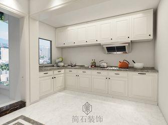140平米三欧式风格厨房装修案例