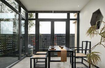 110平米三室两厅现代简约风格阳光房装修效果图
