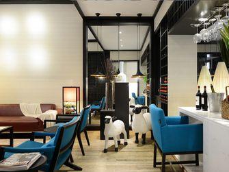 5-10万120平米东南亚风格走廊装修案例