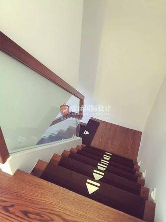 豪华型140平米复式北欧风格楼梯设计图