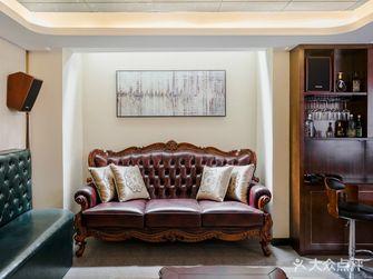 豪华型140平米复式新古典风格影音室设计图