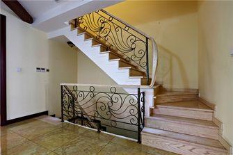 豪华型140平米别墅东南亚风格楼梯欣赏图