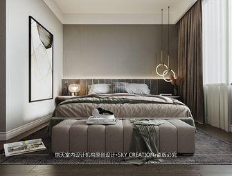 100平米三室一厅欧式风格卧室设计图