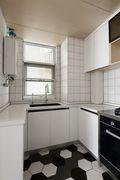 80平米日式风格厨房图片