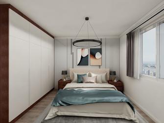 50平米现代简约风格卧室图片
