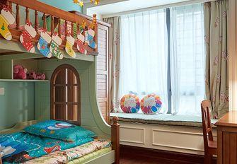 140平米四室三厅美式风格儿童房装修效果图
