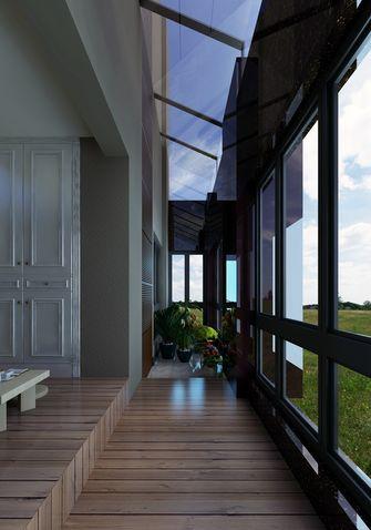 140平米四欧式风格阳台装修案例