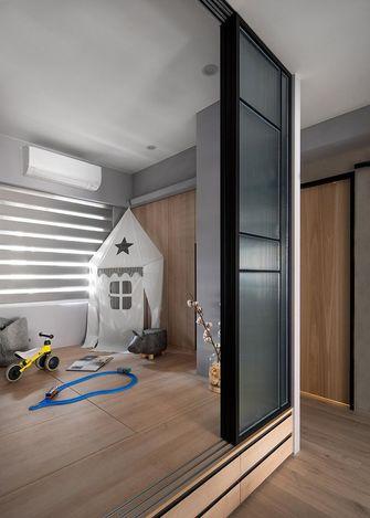 120平米三室一厅混搭风格储藏室装修案例
