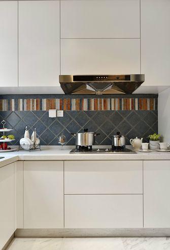 140平米一室一厅地中海风格厨房装修效果图