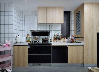 5-10万50平米复式日式风格厨房图