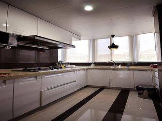 40平米小户型现代简约风格厨房橱柜装修图片大全