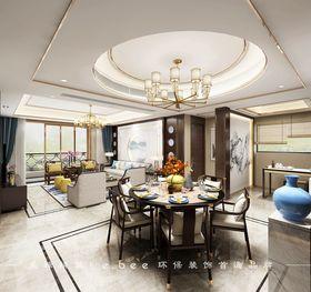 富裕型140平米四室兩廳其他風格客廳欣賞圖
