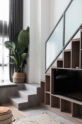 30平米以下超小户型中式风格楼梯间欣赏图