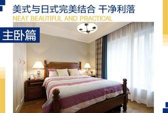 20万以上140平米四室四厅日式风格卧室装修案例