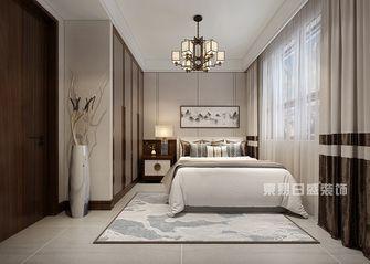 130平米三中式风格卧室装修效果图