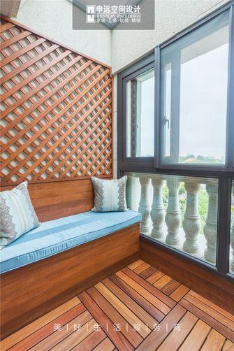 140平米别墅新古典风格阳光房图片大全