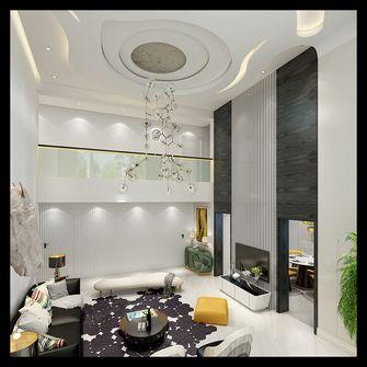 140平米四室一厅混搭风格客厅装修案例