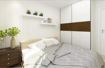 120平米四田园风格卧室装修图片大全