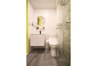 30平米超小户型宜家风格卫生间设计图