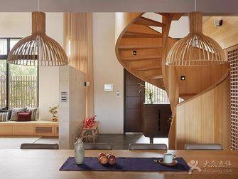 豪华型140平米四室两厅日式风格楼梯图片大全