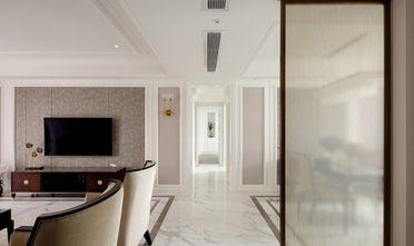 140平米三室两厅美式风格走廊图片