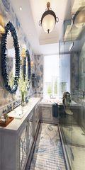 60平米欧式风格厨房图