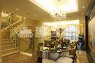 5-10万140平米复式东南亚风格楼梯效果图
