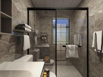 豪华型140平米三室一厅现代简约风格卫生间欣赏图
