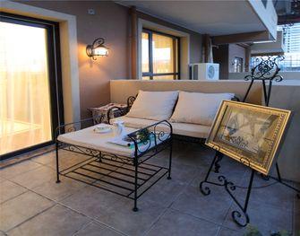 100平米三室两厅地中海风格玄关图