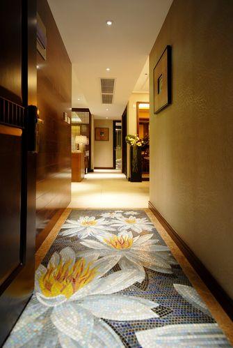 10-15万140平米三室两厅东南亚风格玄关装修案例