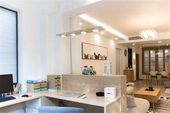 10-15万120平米三室两厅田园风格楼梯装修案例